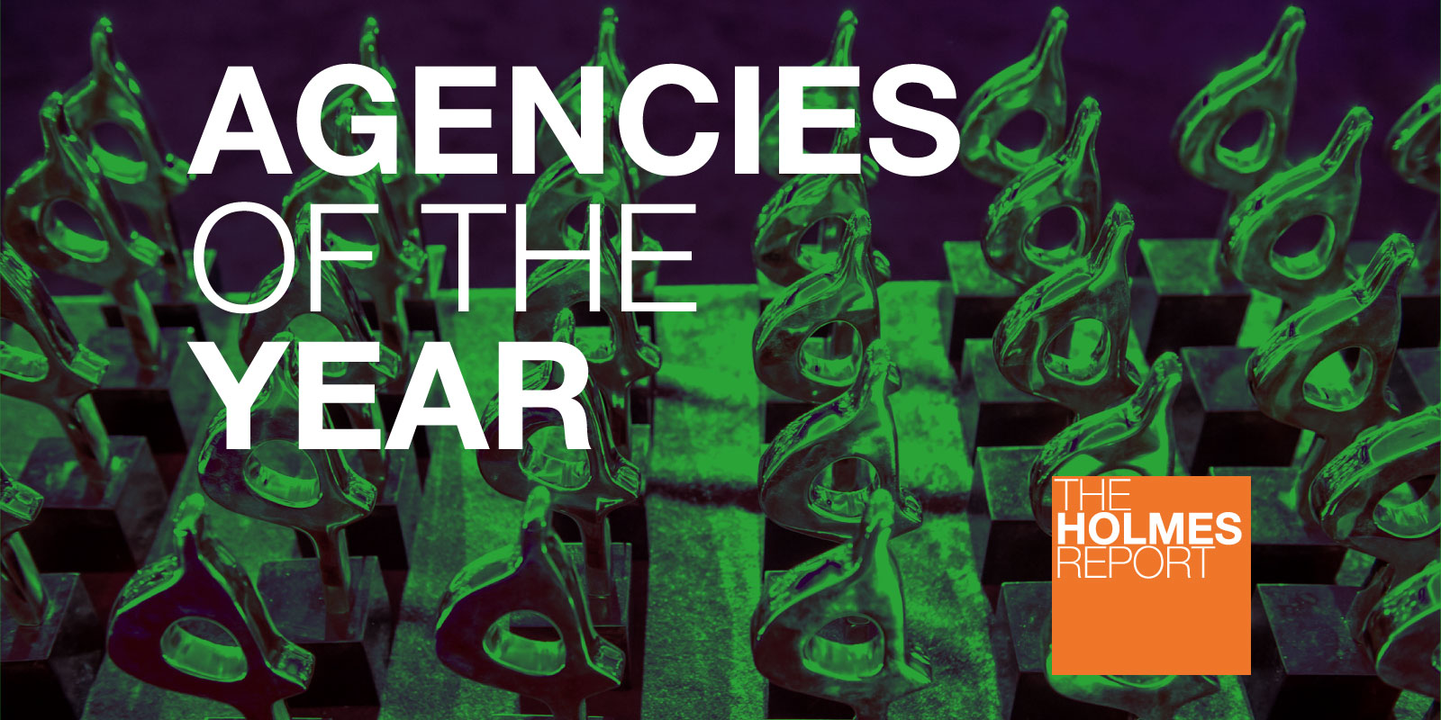 Holmes Report Agencies of the Year