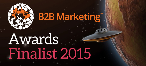 b2b marketing, awards, shortlist, 2015