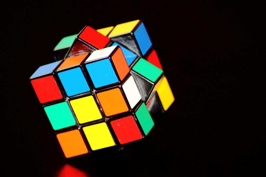 artificial intelligence harvard rubix cube