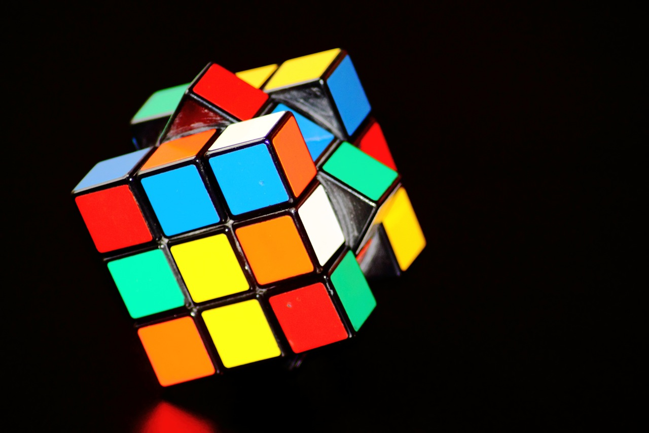 artificial intelligence harvard rubix cube