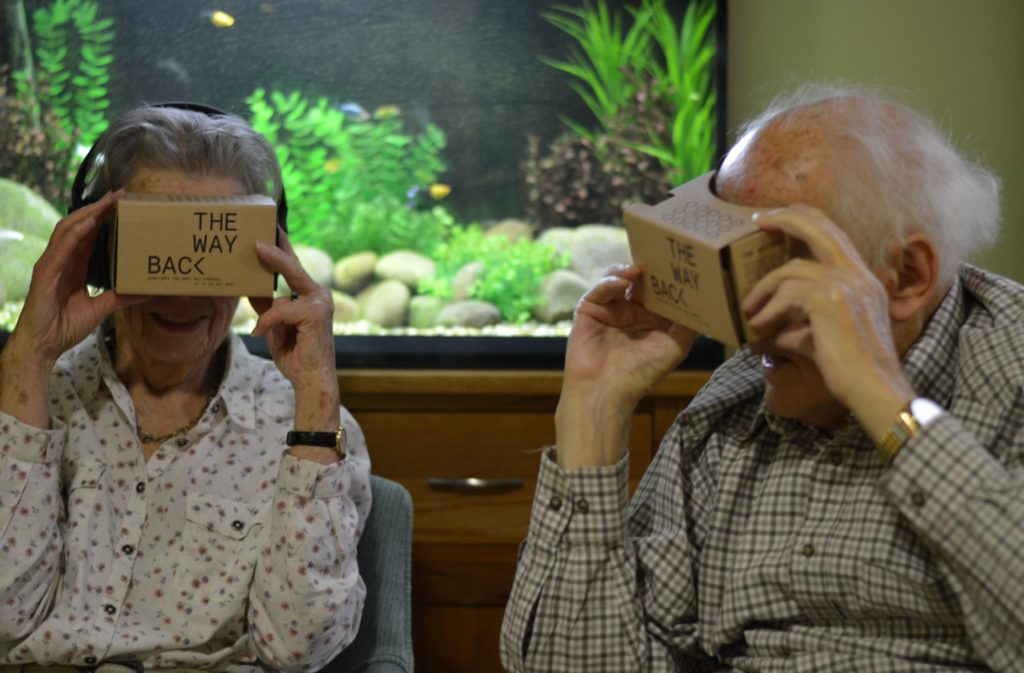 Tackling Dementia with The Wayback Project